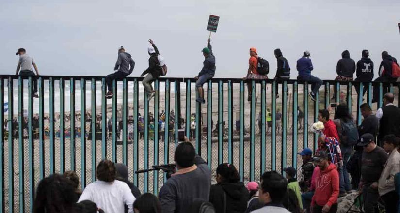 Asesinaron a un migrante salvadoreño que esperaba asilo en Tijuana