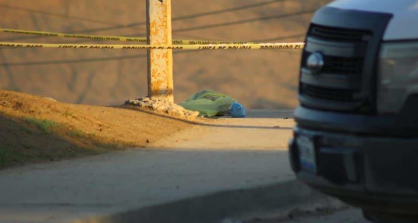 Localizan restos humanos sobre el Blvd. Las Delicias