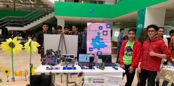 Estudiantes de Tecmilenio crean mano robótica para personas con capacidades diferentes