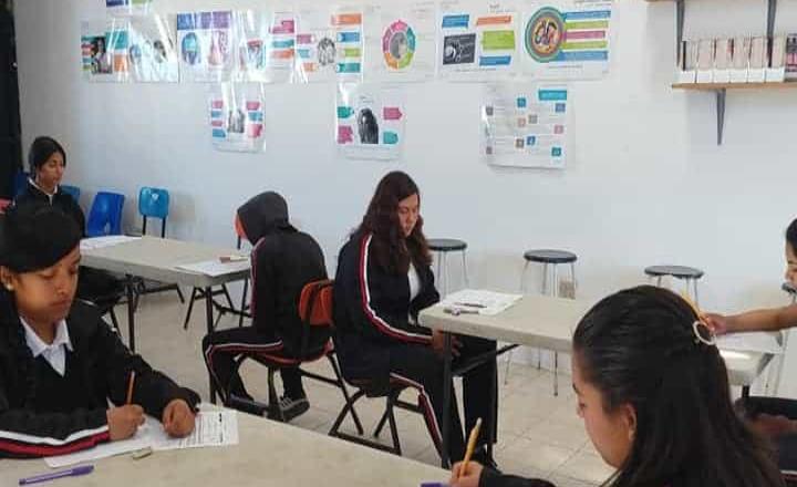 Aplicación del examen EUCIS para evaluar el nivel de dominio del idioma inglés