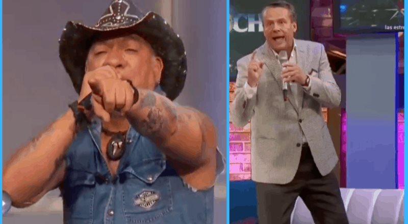 Alfredo Adame y Carlos Trejo se enfrentan a una batalla de rap