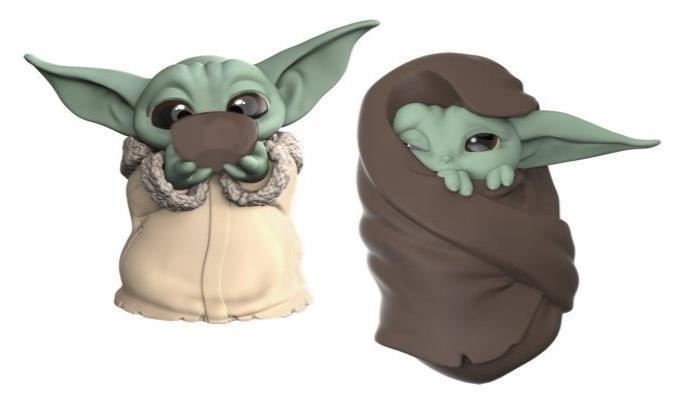 Hasbro lanza juguetes Baby Yoda en 2020
