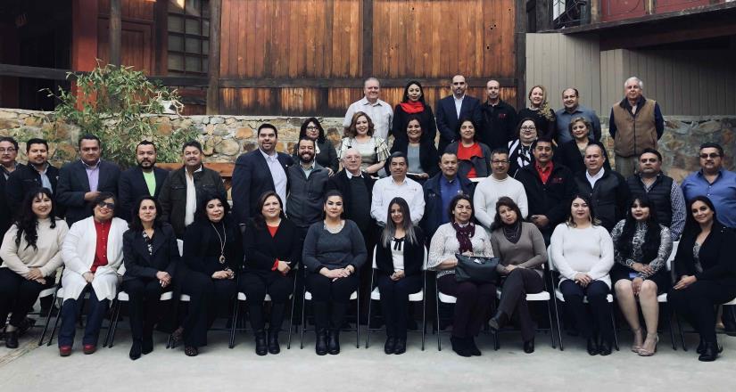 Asume Carlos Alberto Franco Murguía la Dirección de CECATI de Tecate