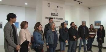 Exposición Rocas, Orografía de una Ciudad del colectivoShooters