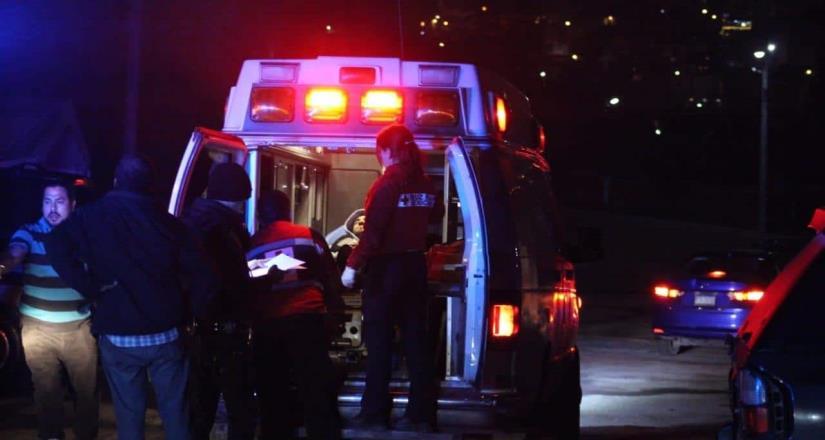 Hombre recibe disparo en la pierna en el Fraccionamiento Villa del Real