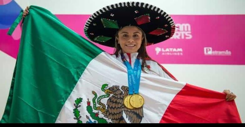 Paola Longoria consigue su título 102