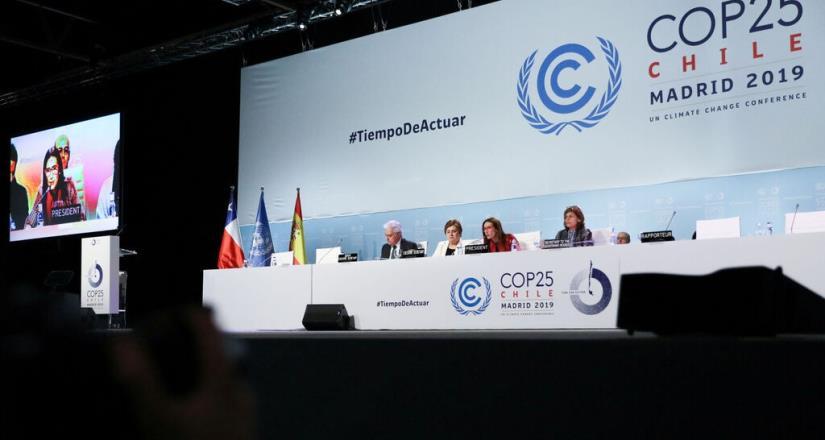 WWF denuncia que los países más contaminantes han secuestrado la COP25