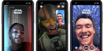 Facebook Messenger tendrá stickers de Star Wars