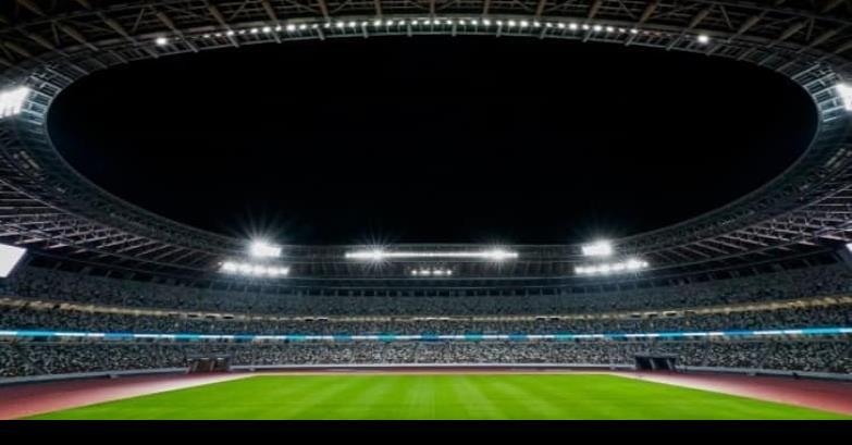 Inauguran Estadio Olímpico para Tokio 2020