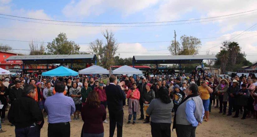 Asisten más de 2 mil 700  personas al Sábado de Bienestar en Maclovio Rojas