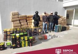 "Decomisan tres máquinas ""minicasinos"" en San Quintín"