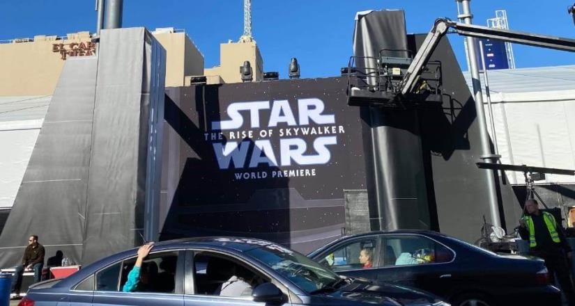 Gran espera para la premier de Star Wars: The Rise Of Skywalker