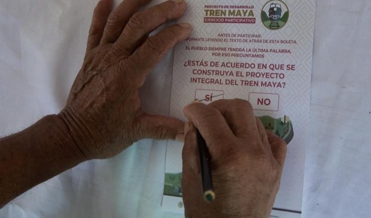 Comunidades indígenas aprueban Tren Maya, dice INPI
