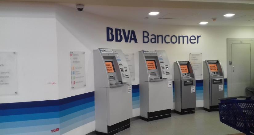 BBVA presenta fallas en aplicación y cajeros… otra vez