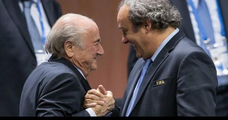 FIFA demanda a Blatter y Platini por 2 mdd