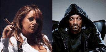 El famoso rapero Snoop Dogg reveló que era gran amigo de Jenni Rivera
