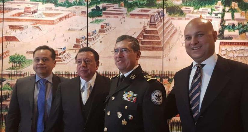 Participa Fiscal de Baja California, en Conferencia Nacional de Secretarios de Seguridad Pública