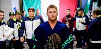 Canelo, nominado como el mejor peleador de la década