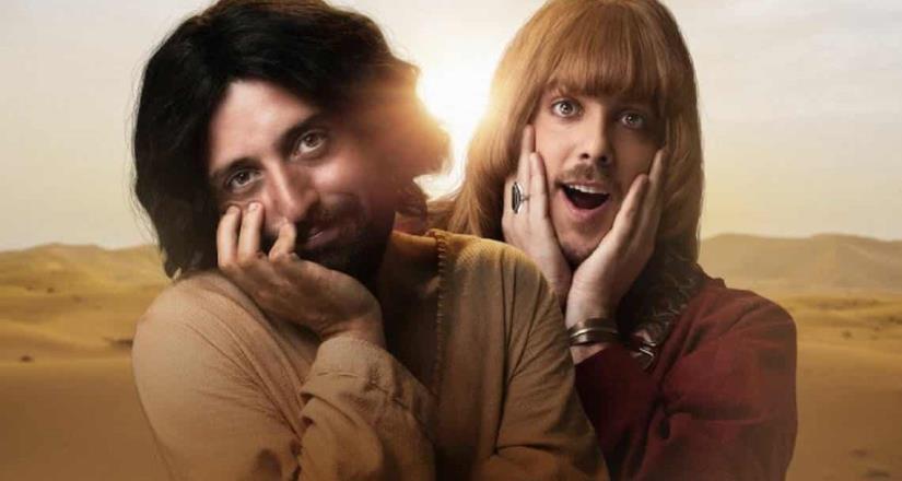Piden a Netflix quitar producción donde Jesucristo es gay