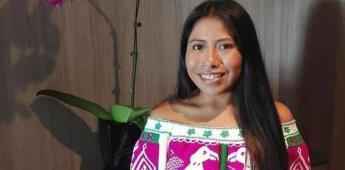 Hablar una lengua indígena es motivo de orgullo: Yalitza Aparicio