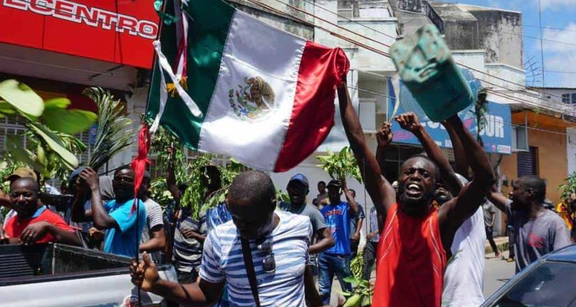 México recibió a 42 mil migrantes por razones humanitarias en 2019