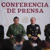 Conferencia de Prensa Matutina Salón de la Tesorería