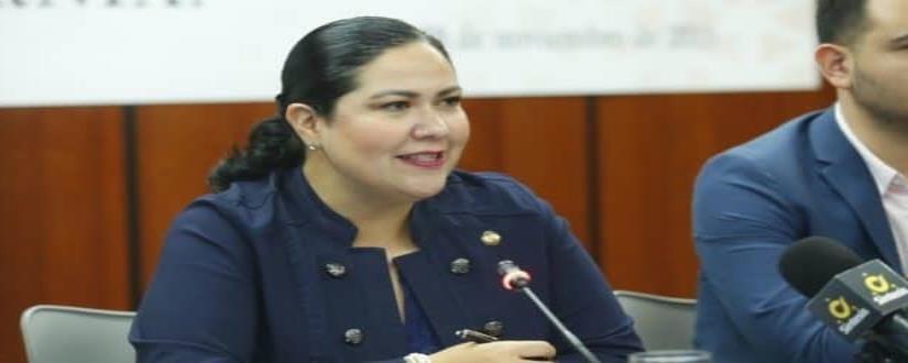 Insta Senadora a que gobiernos municipales informes sobre asignación de recursos del Fonden