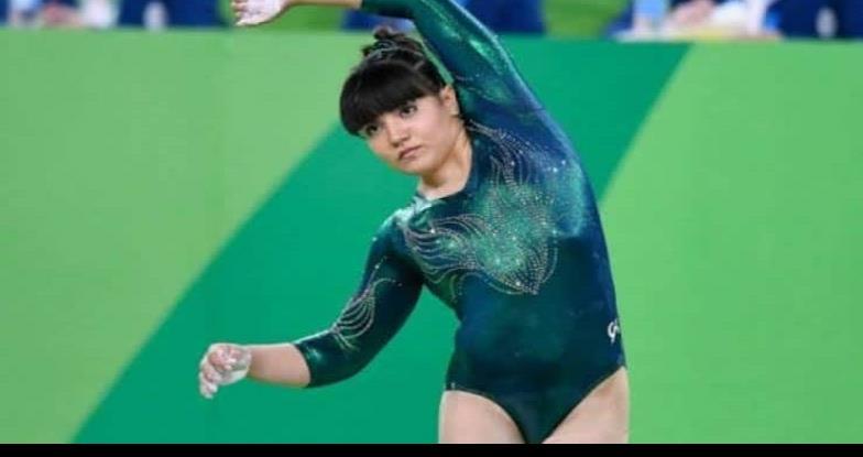 Gana Alexa Moreno Medalla al Mérito Deportivo
