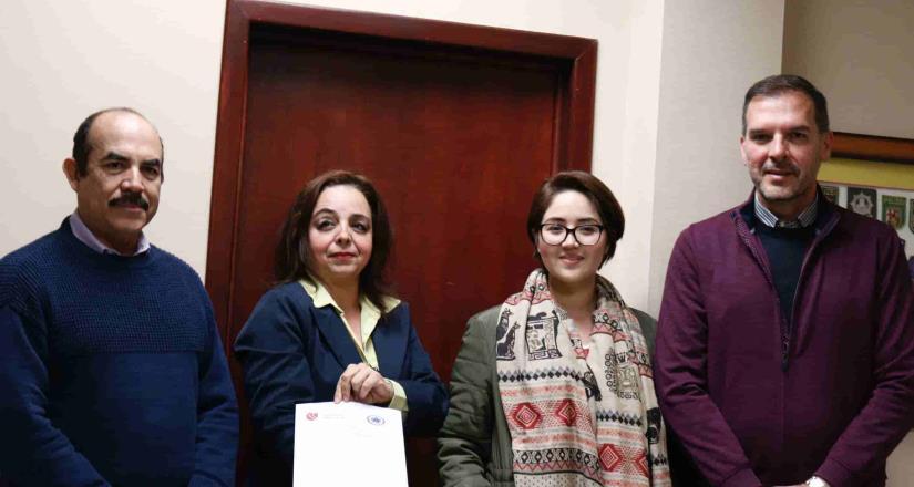 Firman convenio Secretaría de Seguridad Ciudadana y Universidad Nueva Baja