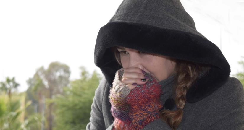 Exhorta de Secretaría de Salud del Estado a protegerse de las bajas temperaturas