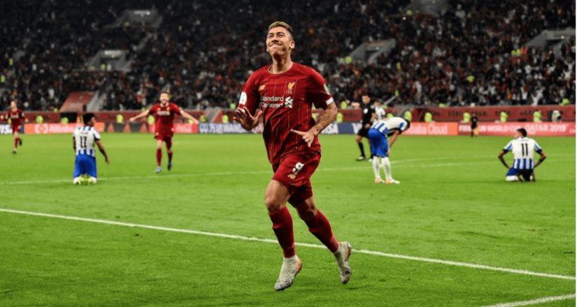 Pierde Monterrey de último minuto ante Liverpool