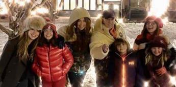 Camila Sodi le regresa costilla faltante a Thalía