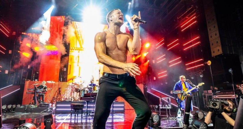 Imagine Dragons anuncia su separación