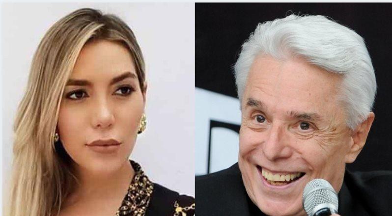 Enrique Guzmán le abre sus puertas a Frida Sofía