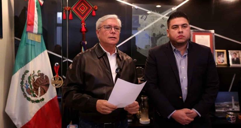 Gobernador Jaime Bonilla ofrecerá opciones para reubicar las familias de la Sánchez Taboada