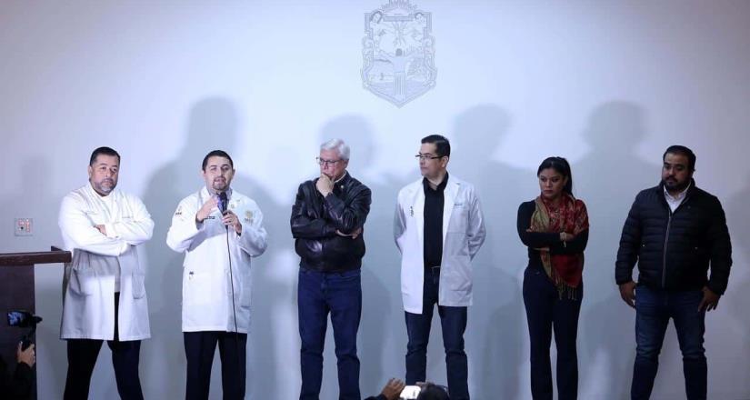 Jaime Bonilla ofreció a padres de niños con cáncer conseguir medicamento