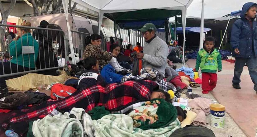 Una veintena de estados se opone a enviar a Centroamérica a migrantes que piden asilo