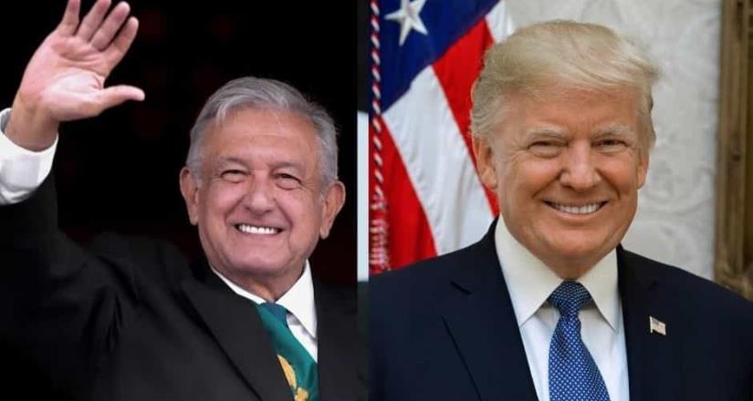 Pide AMLO observar con respeto juicio contra Trump