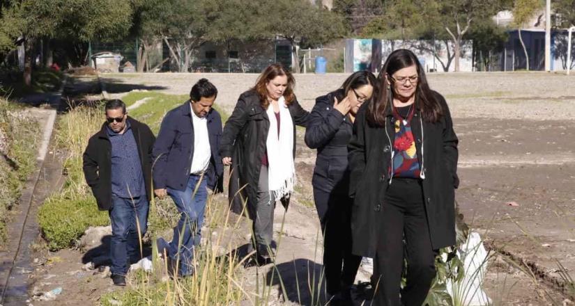 68 millones de pesos son para rehabilitar espacios públicos