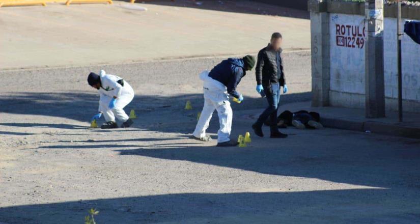 Fallece atacante en Villas del Alamo