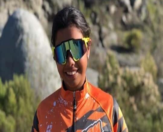 Destaca ciclista de San Quintín en competencias del 2019