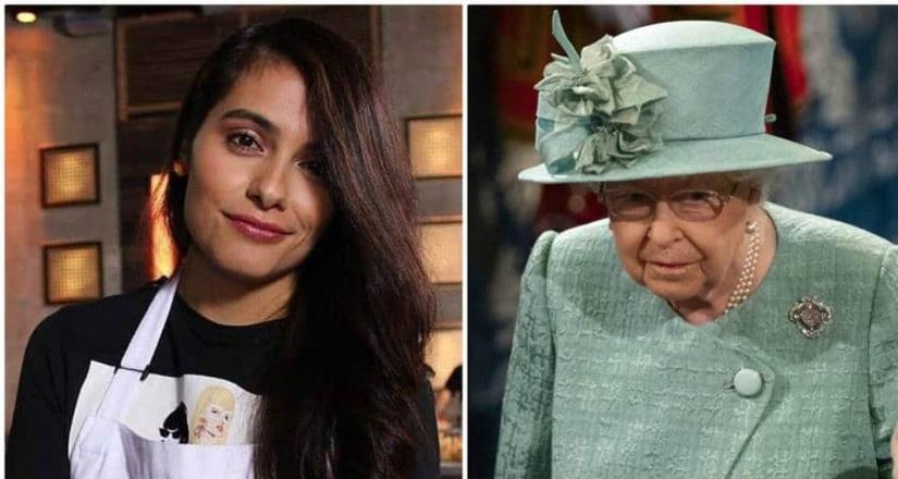 Carmen no será la chef de la reina Isabel