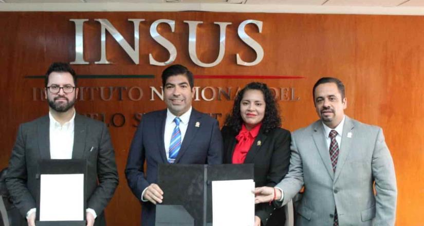 Regularizarán INSUS y el Gobierno Municipal, cuatro mil predios