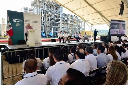 Visita Técnica al Complejo Termoeléctrico Manzanillo