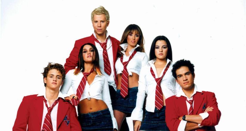 Miembros de RBD se reúnen 11 años después