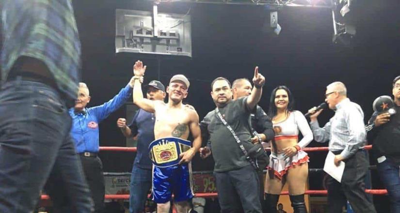 González Boxing Promotions, la empresa récord