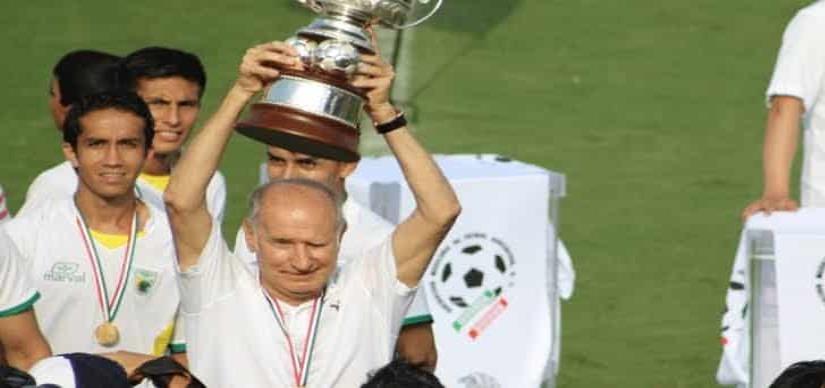 Fallece Jimmy Goldsmith, benefactor de la Selección Mexicana