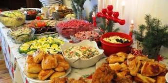 En Tecate, predomina en cena navideña: tamales, el pavo o el menudo