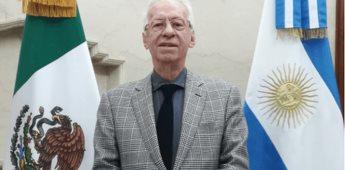 Valero renuncia a la embajada en Argentina