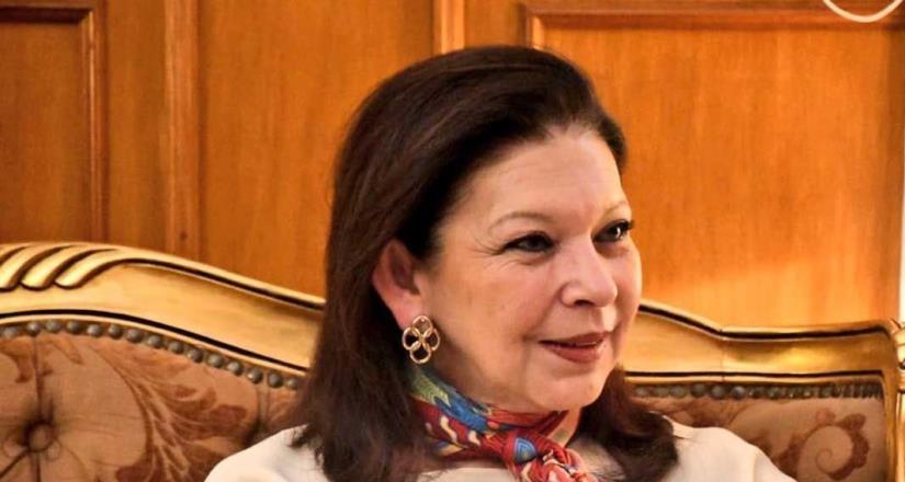 Bolivia viola inmunidad de embajadora de México
